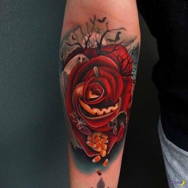 Татуировки на зависть - 22