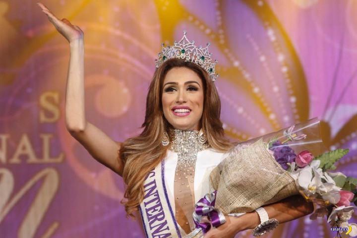 Прошел конкурс красоты Miss International Queen 2014
