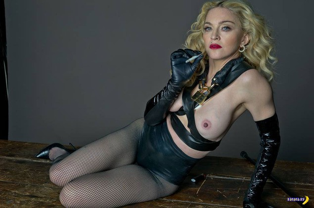Мадонна сдурела?