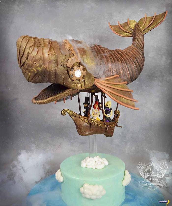 Лучшие торты с конкурса Threadcakes
