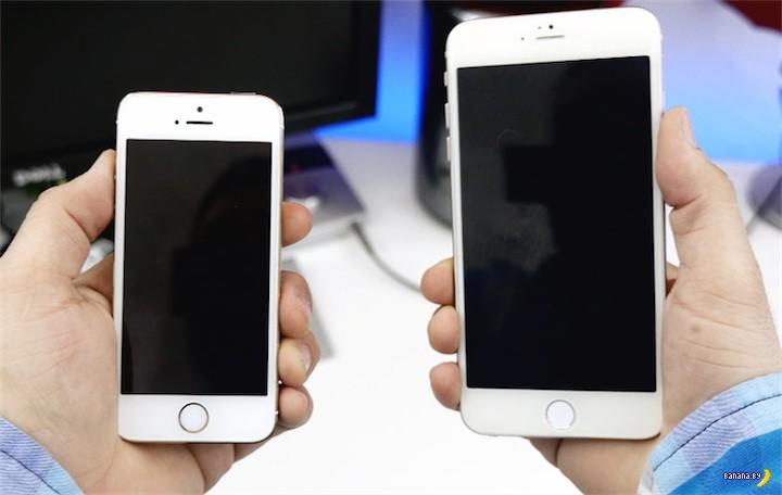 Слухи про санкции для iPhone в России