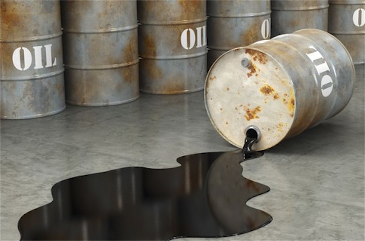 Нефть пробила $80