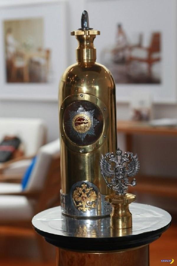 Топ-10 самых дорогих бутылок водки на свете