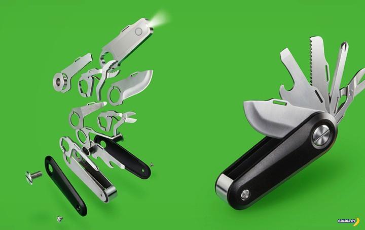 Не швейцарский нож-конструктор