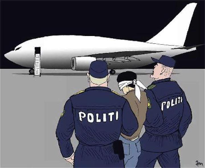 Норвегия начала массово депортировать мигрантов