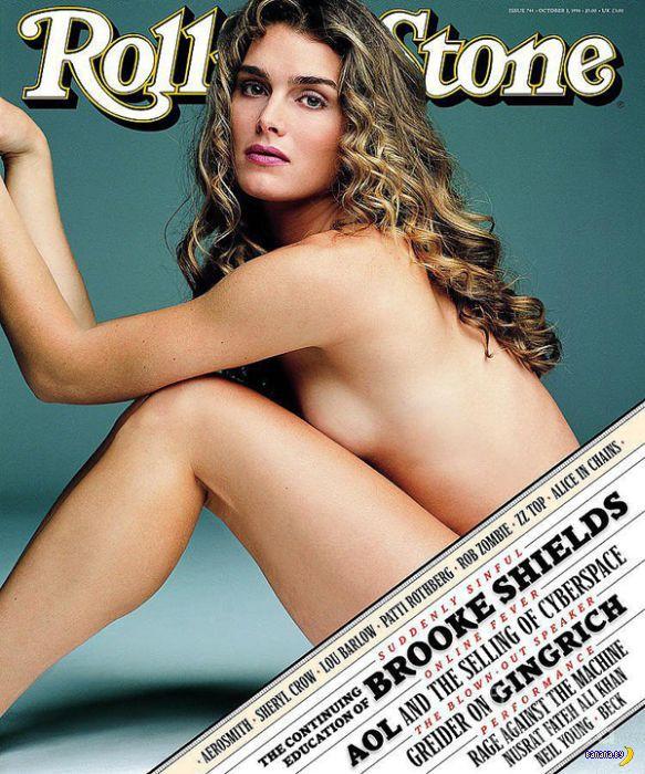 Самые сексуальные обложки глянцевых журналов