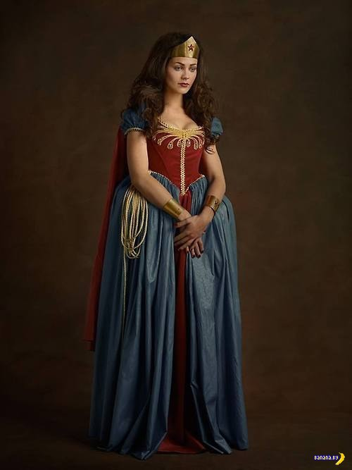 Супергерои Елизаветинской эпохи