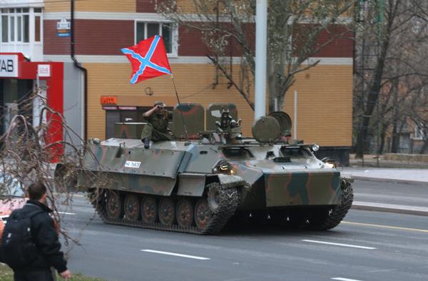 Житель Витебска о своей войне на стороне ДНР