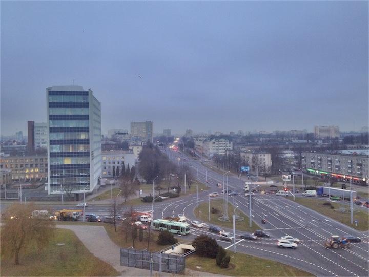 Беларусь: зима уже близко