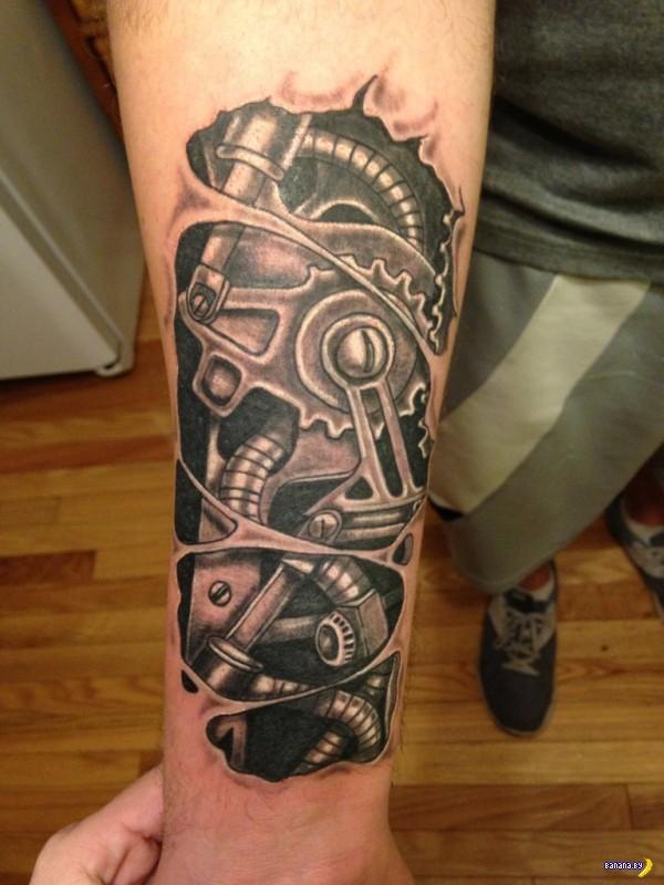 Татуировки на зависть - 24 - 3D