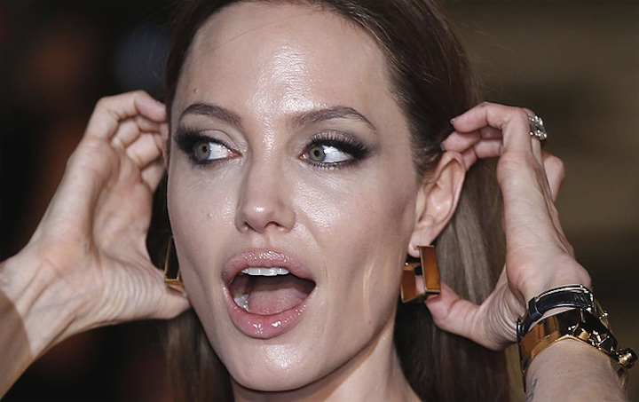 Анджелина Джоли больше не будет сниматься