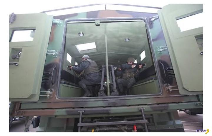 КрАЗ Raptor для украинской армии