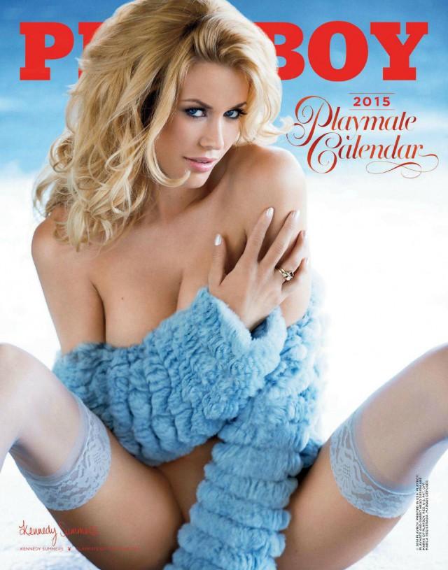Календари 2015: Playboy