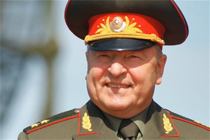 Лукашенко снял министра обороны РБ