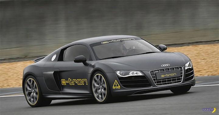Audi идет по стопам Tesla