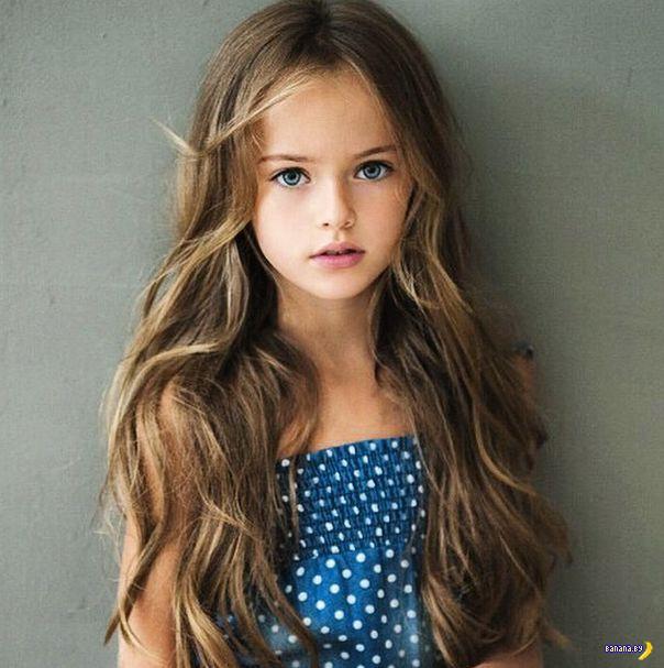 9-летняя топ-модель