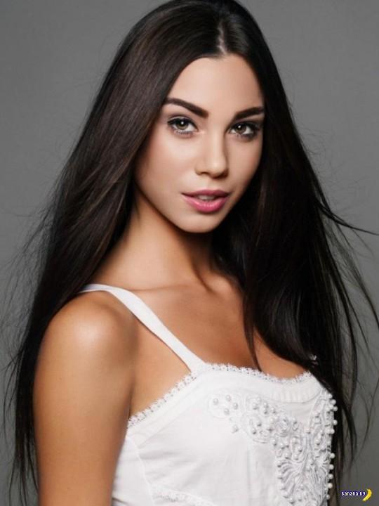 Девушки с конкурса Мисс Крым 2014