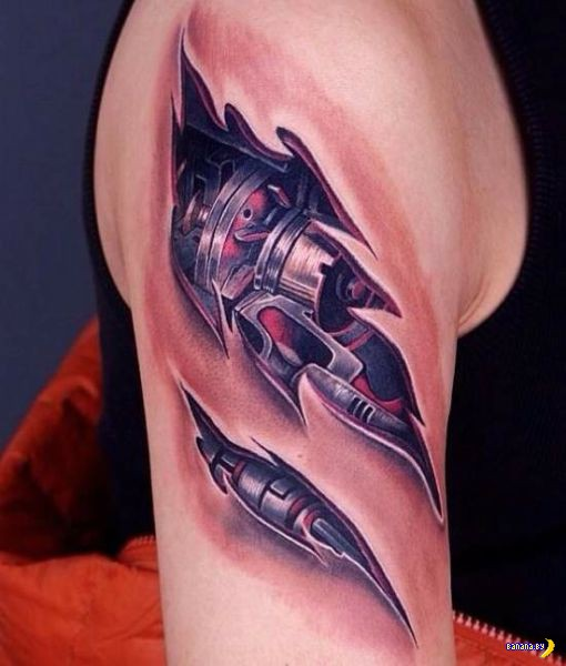 Татуировки на зависть - 25