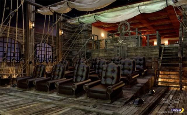 Достойные домашние кинотеатры