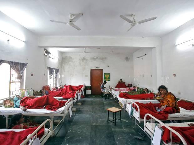 Как решается проблема перенаселения в Индии