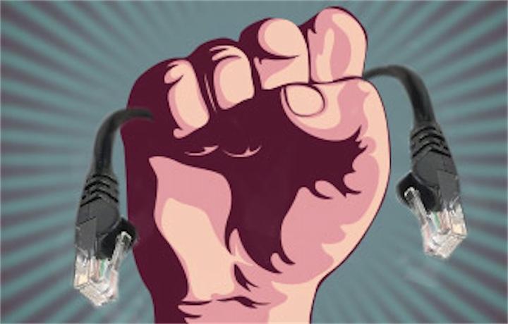 В Беларуси нет свободы Интернета
