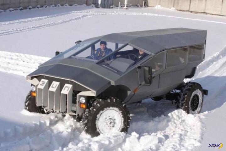 Прототип военного ЗИЛа