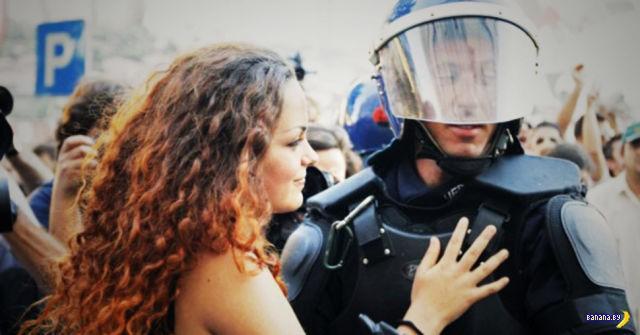 Формы протеста