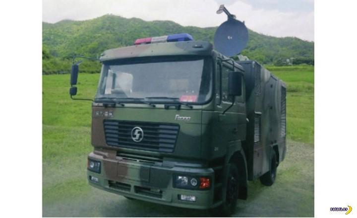 Китайская военная микроволновка будет жарить мозги
