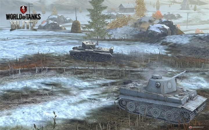World of Tanks Blitz добрался до Android