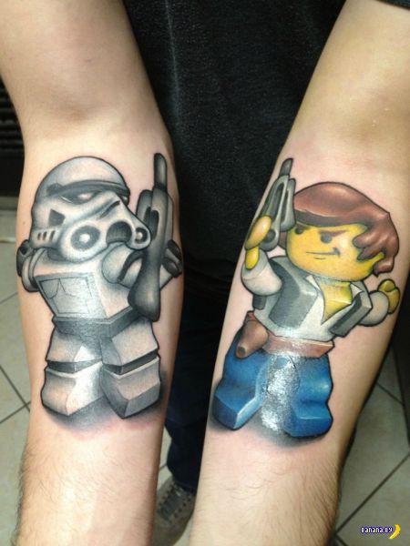 Татуировки на зависть - 26 - Звезданутые