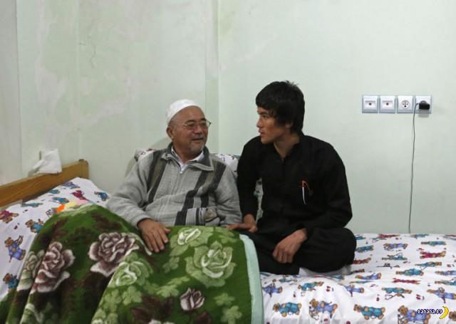 Брюс Ли из Кабула