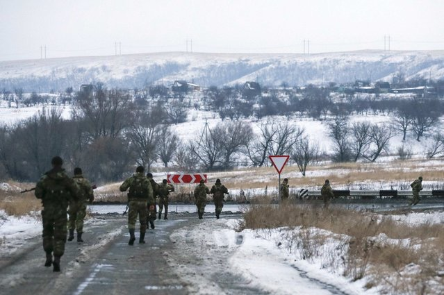 Чеченцы Новороссии