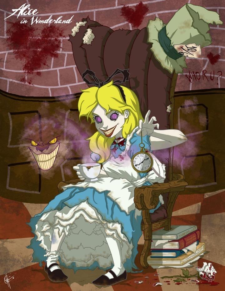 Очень плохие принцессы