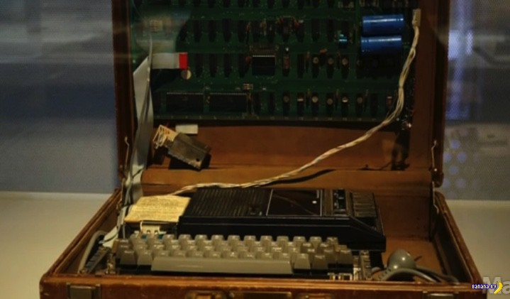 Компьютер Apple-1 продали за $365,000