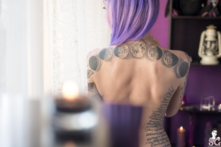 Suicide Girls - Тиферет