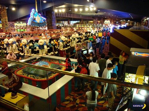 Казино Circus Circus в Лас Вегасе