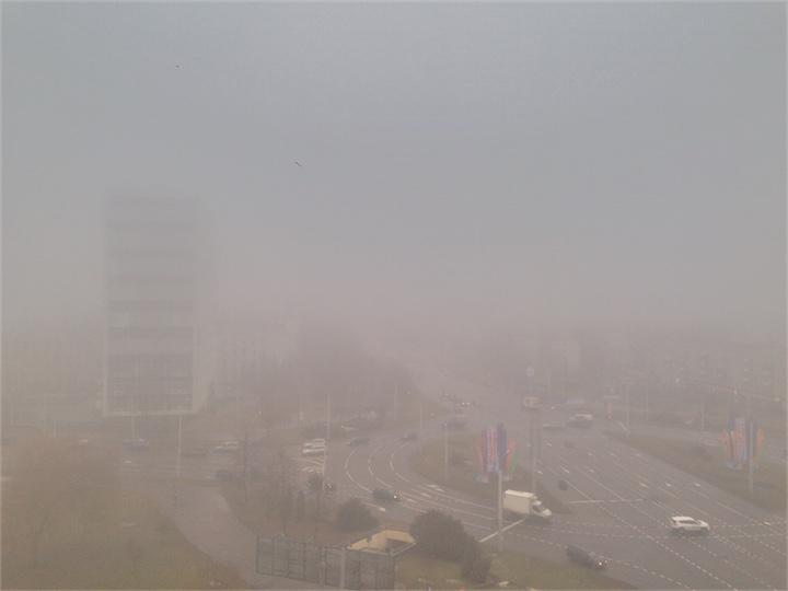 В Беларуси будет тепло и туманно!