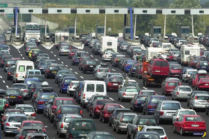 В Милане начали платить за отказ от машины