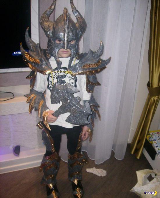 Лучший папа в мире: еще один костюм ребенку