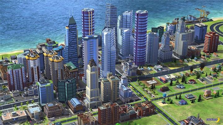 Вышел SimCity BuildIt для смартфонов