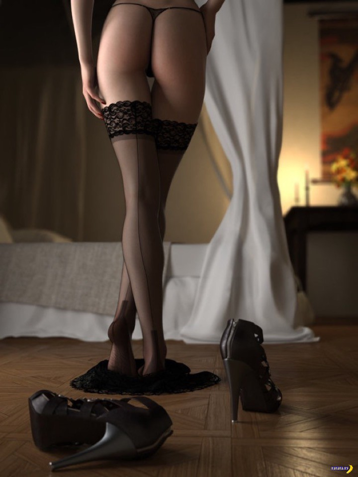 Колготки ножки фетиш
