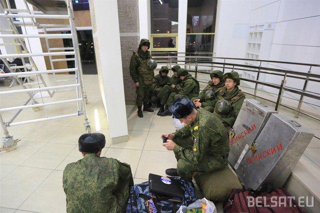 Российские солдаты переполошили байнет