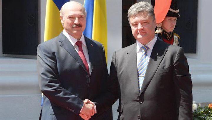 Многовекторность и Лукашенко