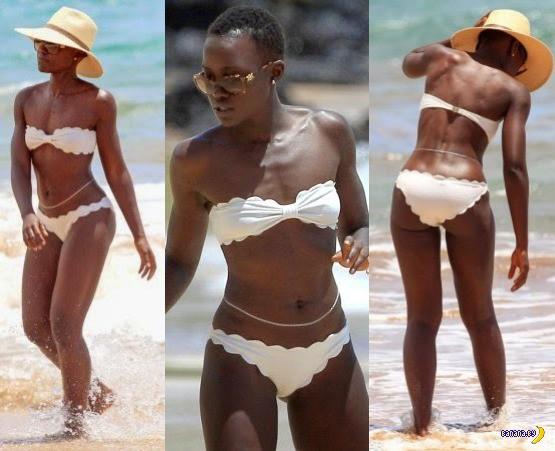 Объявили лучшее женское тело 2014 года