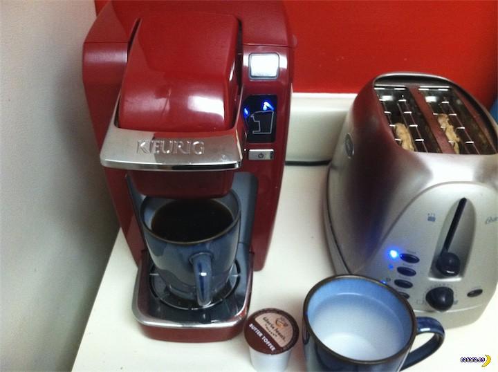 Злые кофемашины отозваны