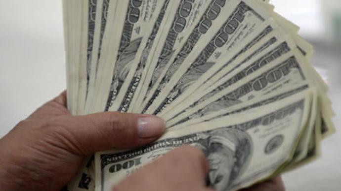 Белорусский рубль обесценивается к доллару