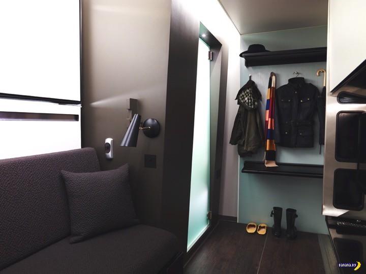 Snoozebox - передвижной мини-отель