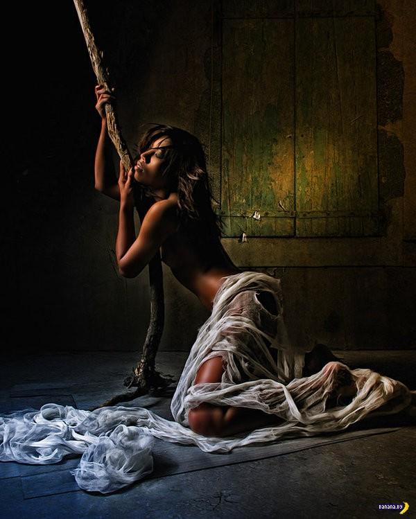 Странная эротика от Стефана Геселла