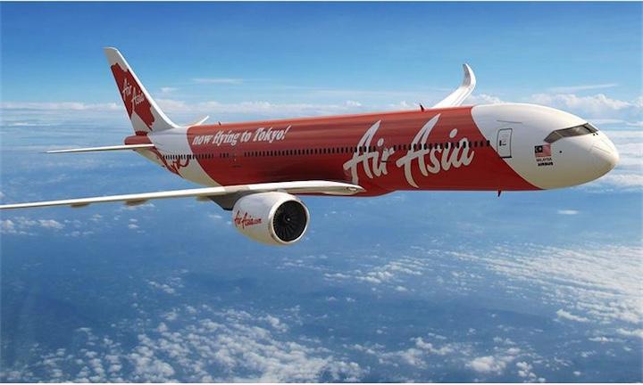 -1 самолет из Малайзии