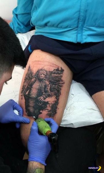 Татуировки на зависть - 28